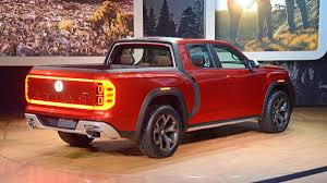 Volkswagen Atlas Tanoak Pickup Truck Concept Debuts At The 2018 New ...
