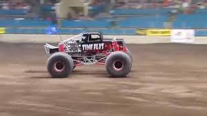 100 Time Flys Monster Truck Show At San Diego Fab Fair 2014 YouTube