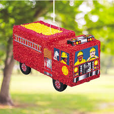 Fire Engine Pinata, 20.5 X 13 In, Red, 1ct - Walmart.com Dump Truck Pinata Party Game 3d Centerpiece Decoration And Photo Garbage Truck Pinata Etsy Hoist Also Trucks For Sale In Texas And 5 Ton Or Brokers Custom Monster Piata Dont See What Youre Looking For On Handmade Semi Party Casa Pinatas Store Fire Vietnam First Birthday Mami Vida Engine Supplies Games Toy Pinatascom Cstruction Who Wants 2
