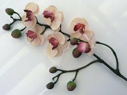 orchideen künstlich blumen pflanzen dekoration wohnzimmer