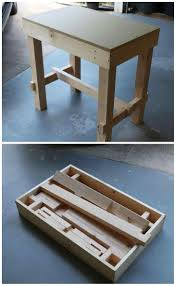 Steps With Pictures Multifunctional Portable Woodworking Table Workbench Why You Need To Build A New Modular Work Bench Youtube Jpg