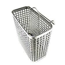Stainless Steel Sink Grid Amazon by Amazon Com Small Square Stainless Steel Perforated Cutlery Basket