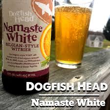 Dogfish Pumpkin Ale 2017 by Dogfish Head Namaste White U2013 Frank About Beer