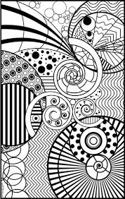 Get InSPIRALed With Our New Adult Coloring Page