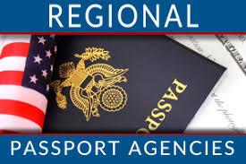 Regional Passport Agency Passport Agencies Finder