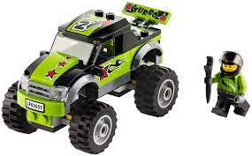 Lego 60055 Monster Truck