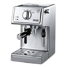 DeLonghi ECP3630 15 Bar Pump Espresso And Cappuccino Machine Stainless Steel