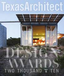Hanson Roof Tile Texas by Texas Architect Sept Oct 2010 Design Awards By Texas Society Of