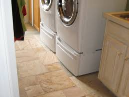 vinyl flooring for laundry room laundry room tiling subfloor vinyl foundation washer house