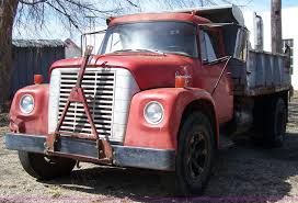 100 Lonestar Truck 1970 International 1700 Dump Truck Item 7334 SO