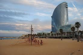 100 Barcelona W Hotel Navigator