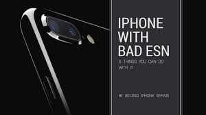 6 Things You Can Do with an iPhone that Has Bad ESN or Blacklisted
