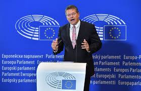 100 Sefcovic The Fifth Attack From The EU We Are Worried About Salvini