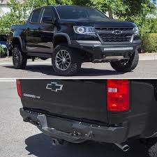 The Chevy Colorado ZR2 Looks Fantastic With The New @addoffroad ...