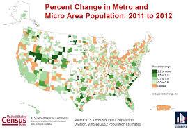 bureau metro u s census bureau releases 2012 population estimates for states