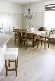 Modern Farmhouse Board Batten Dining Room