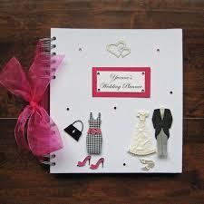 Personalised Wedding Planning Book