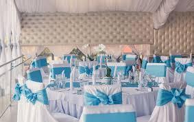 Beach Themed Wedding Reception