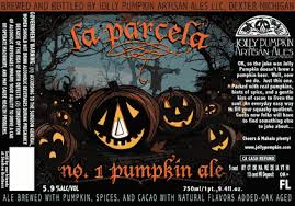 Jolly Pumpkin Dexter by Jolly Pumpkin Finally Gets Its Pumpkin Ale Beerpulse