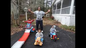 Step2 Roller Coasters Wagons U0026 by Family Time 1 Step 2 Thomas The Train Roller Coaster Youtube
