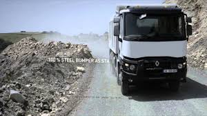 Renault Trucks K Unique Selling Points - YouTube