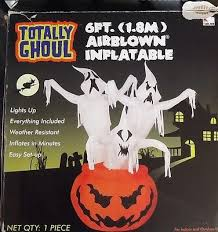Airblown Inflatable Halloween Yard Decorations by Halloween Inflatables Collection On Ebay