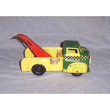 100 Truck Tow Wyandotte Pressed Steel Wrecker Autumn Antiques And