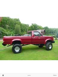 Ford- Same Body Style But In A Single Cab Long Bed | Ford Trucks ...