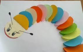 Cool Paper Crafts For Kids Cutting Arts Preschool