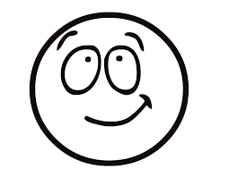 Printable Black And White Smiley Faces Free Clipart