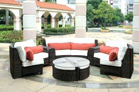 Outdoor Sectional Patio Furniture Uduka Outdoor Sectional Patio