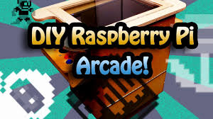 Mame Arcade Bartop Cabinet Plans by Weekend Hacker Make An Arcade Cabinet Raspberry Pi Youtube