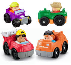 Fisher-Price Little People Set Of 4 Toy Cars Wheelies Tractor ... Buy Fisherprice Little People Dump Truck Online At Low Prices In Fisher Price 2009 Orange Yellow Cstruction Shop Toddler Toys 789 942 Fisher Price Vintage Little People Cstruction Yellowgreen Free Download Playapkco Work Together Site With Dump Trucks Price Lifty Loader Lil Movers Youtube Mover8482 Amazoncom V2516 Wheelies En Games Off Road Atv Adventure