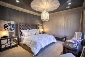 Glam Master Bedroom Design Ideas