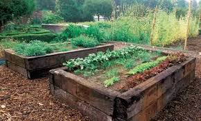 5 ways to build raised garden beds and 1 way not to small town