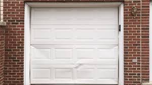 Replace or Repair Garage Door Panel