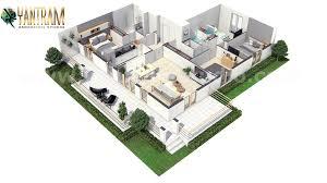 100 Modern Architecture House Floor Plans 3D Plan Design With Unique Landscaping