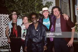 Stevie Ray Vaughan And Johnny Copeland Pictures