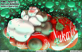 Nuka Cola Lava Lamp by Benny And The Bottomles Spring Of Nuka Cola U2014 Weasyl