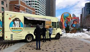 100 Food Trucks Boston Reinhart Service S Truck Scene Pushes Forward