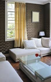 Wallpaper Is A Less Common Design Element Today But The Right Textured Can Make