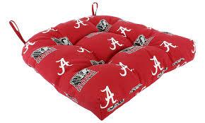 Amazon.com : College Covers NCAA Alabama Tide Chair Cushion, 20