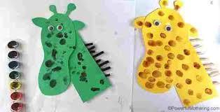 Rhcom Best Animal Art Activities For Preschoolers Circus Crafts Images