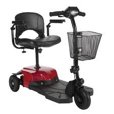 Drive Medical Bobcat 3 Wheel Compact Transporta