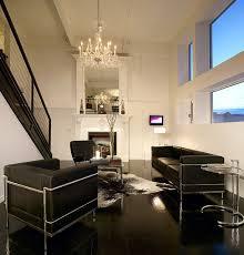 101 Manhattan Lofts Denver Industrial Living Room Calgary By Rob Kurkut Interiors Inc Houzz
