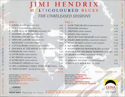 Smashing Pumpkins Luna Bass Tab by Reliquary Jimi Hendrix Multicoloured Blues The Unreleased