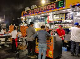 Chasing Food Trucks In Los Angeles - Hey Haeley This Video Game Themed Food Truck Lets You Play Games While The Greasy Wiener Los Angeles Hot Dogs La Best Rentnsellbdcom 19 Essential Trucks In Austin La Where To Go X Marks The Best Food Trucks Street Eats Pinterest Kogi Bbq Culver City California If You Are Meltdown Cheesery Toronto Winter 2016 Eater