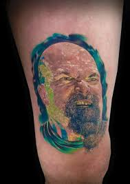 Slayer Tattoos Kerry King Slayer By Silvio Vukadin Tattoonow
