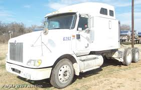 100 Stephenville Truck And Trailer 2007 International 9400i Semi Truck Item DB2367 SOLD Ma