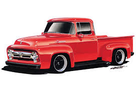 1956 Ford F100 - Information And Photos - MOMENTcar